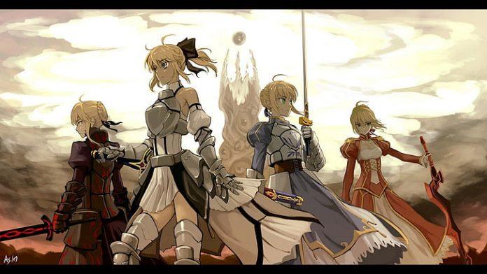 Foto: wallpaperflare.com, Fate anime, Fate/Zero, Fate Series, Fate/Stay Night, Saber, Empress Nero, HD wallpaper